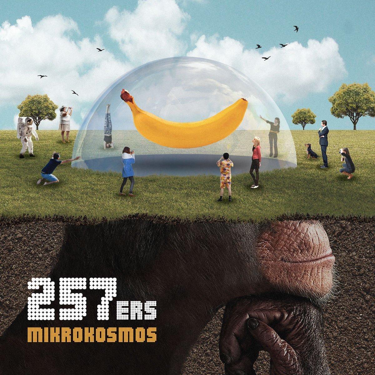 257ers – Mikrokosmos Album Cover