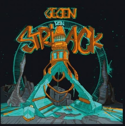 BAF – Gegen den Striack Album Cover