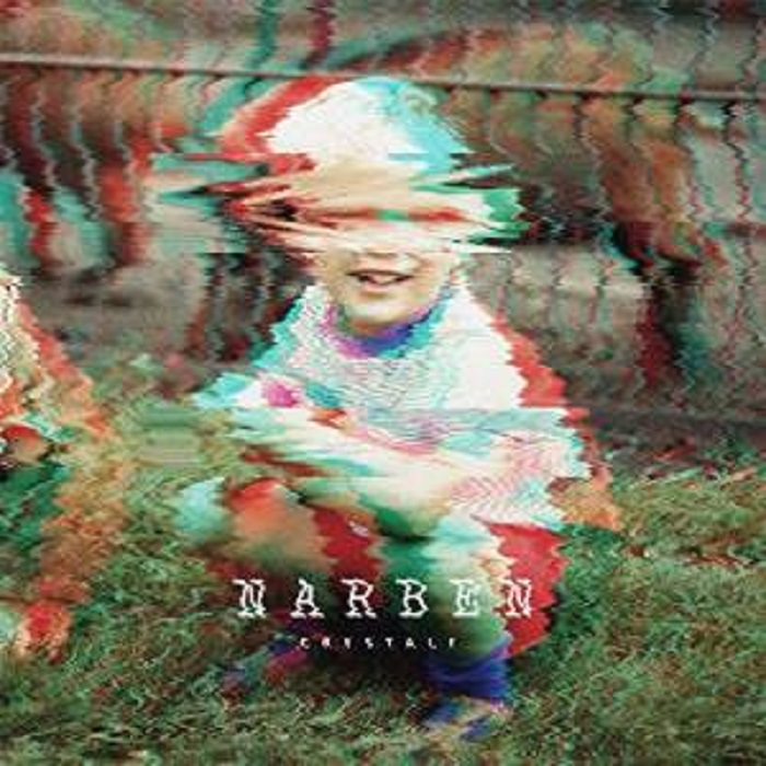 Crystal F – Narben Album Cover