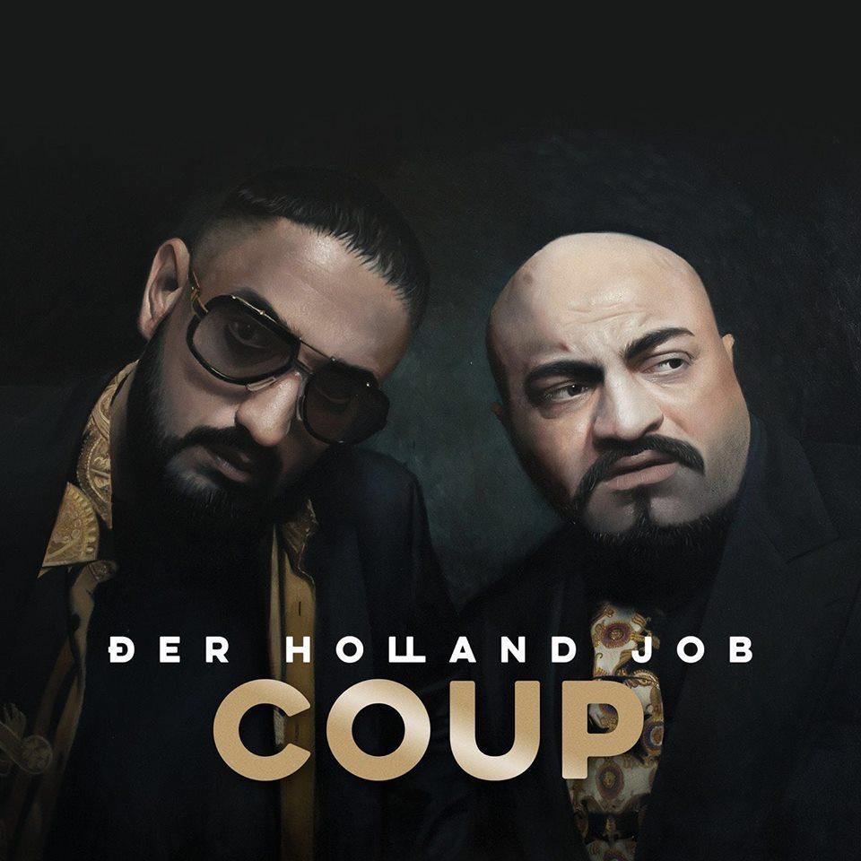Coup (Xatar & Haftbefehl) – Der Holland Job Album Cover