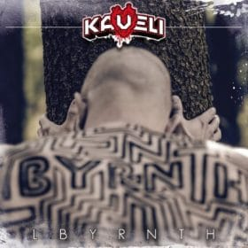 Kaveli - Labyrinth Album Cover
