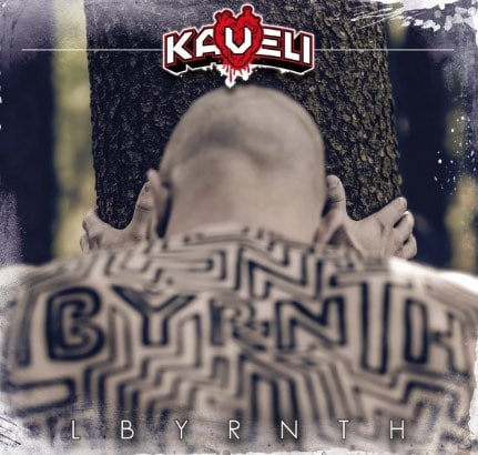 Kaveli – Labyrinth Album Cover