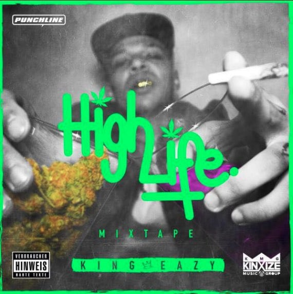 KinG Eazy – HighLife Album Cover