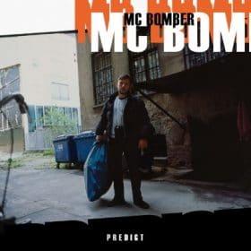 MC Bomber - Predigt Album Cover