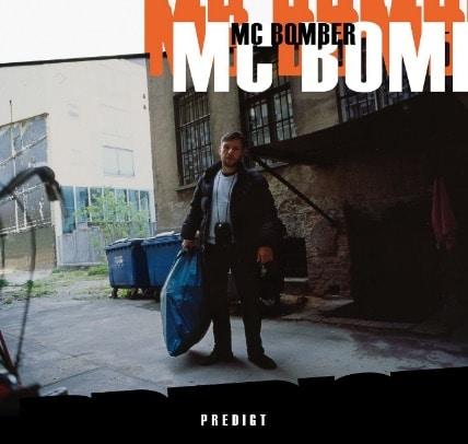 MC Bomber – Predigt Album Cover
