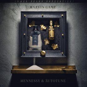 Marvin Game - Hennessy und Autotune Album Cover
