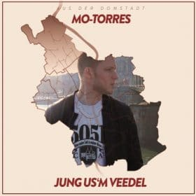 Mo-Torres - Jung usm Veedel EP Cover