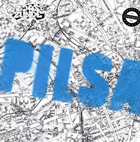 Pilskills & Nordachse – Pilsachse EP Album Cover