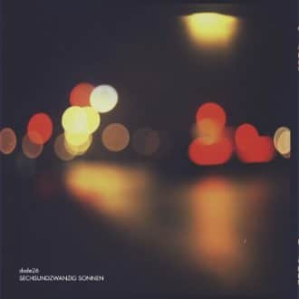 dude26 - Sechsundzwanzig Sonnen Album Cover