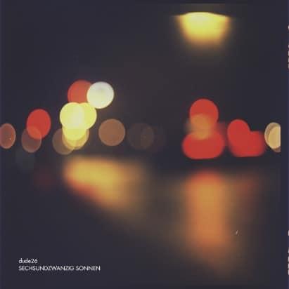 dude26 – Sechsundzwanzig Sonnen Album Cover