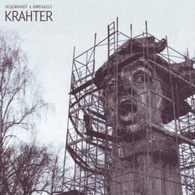 Degenhardt & Kamikazes - Krahter EP Cover