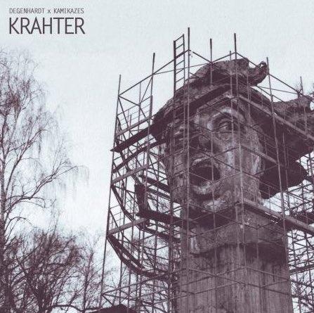 Degenhardt & Kamikazes – Krahter Album Cover