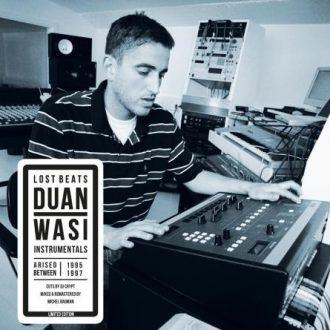 Duan Wasi - Lost Beats Album Cover