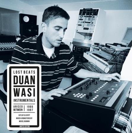 Duan Wasi – Lost Beats Album Cover