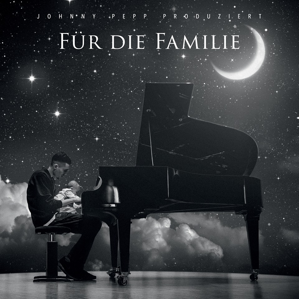 Johnny Pepp - Für die Familie Album Cover