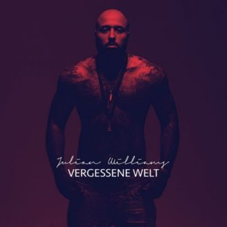 Julian Williams - Vergessene Welt Album Cover