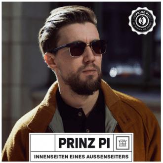Prinz Pi – Innenseiten eines Außenseiters EP Album Cover