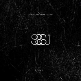 Sam Sillah & Steve Jackson - SSSJ EP Cover