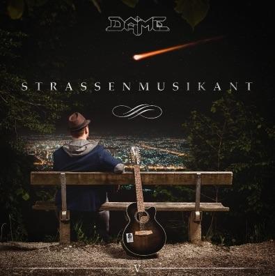 Dame – Straßenmusikant Album Cover