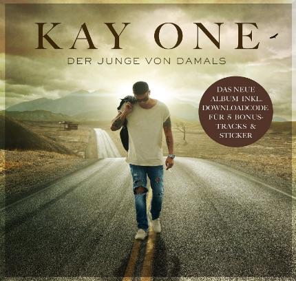 Kay One – Der Junge von damals Album Cover