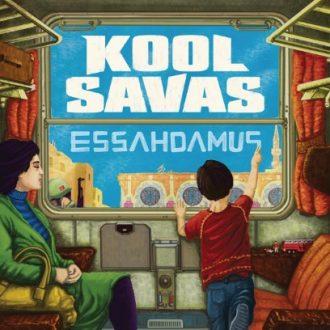 Kool Savas - Essahdamus Album Cover