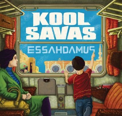 Kool Savas – Essahdamus Album Cover