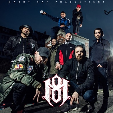 Macht Rap – M8 Album Cover