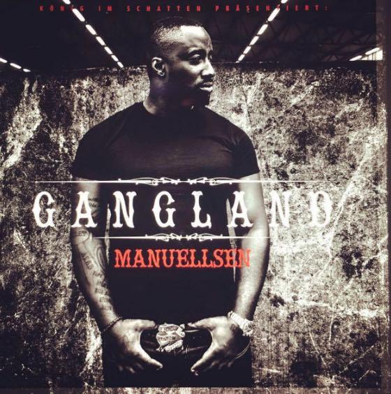 Manuellsen – Gangland Album Cover