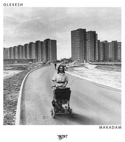 Olexesh – Makadam Album Cover