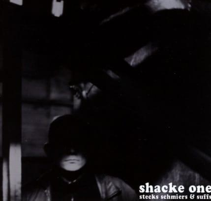 Shacke One – Stecks, Schmiers & Suffs Album Cover