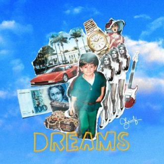Shindy - Dreams Album Cover