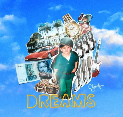Shindy – Dreams Album Cover