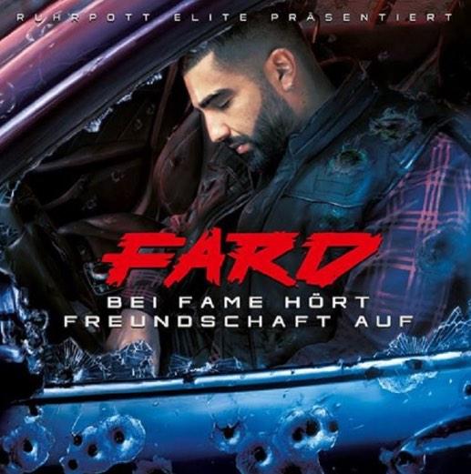 Fard – Bei Fame hört Freundschaft auf Album Cover