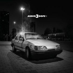 Krekpek Rec praesentiert Audiodope 3 Album Cover