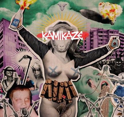 Pilz – Kamikaze Album Cover