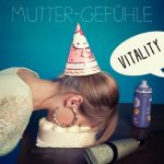 Vitality - Mutter Gefuehle Album Cover