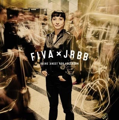 Fiva – Keine Angst vor Legenden Album Cover