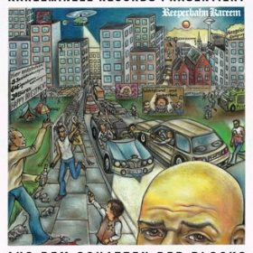 Reeperbahn Kareem - Aus dem Schatten der Blocks Album Cover