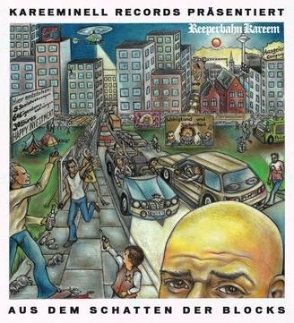 Reeperbahn Kareem – Aus dem Schatten der Blocks Album Cover