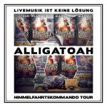 Alligatoah - Livemusikist keine Lösung Album Cover