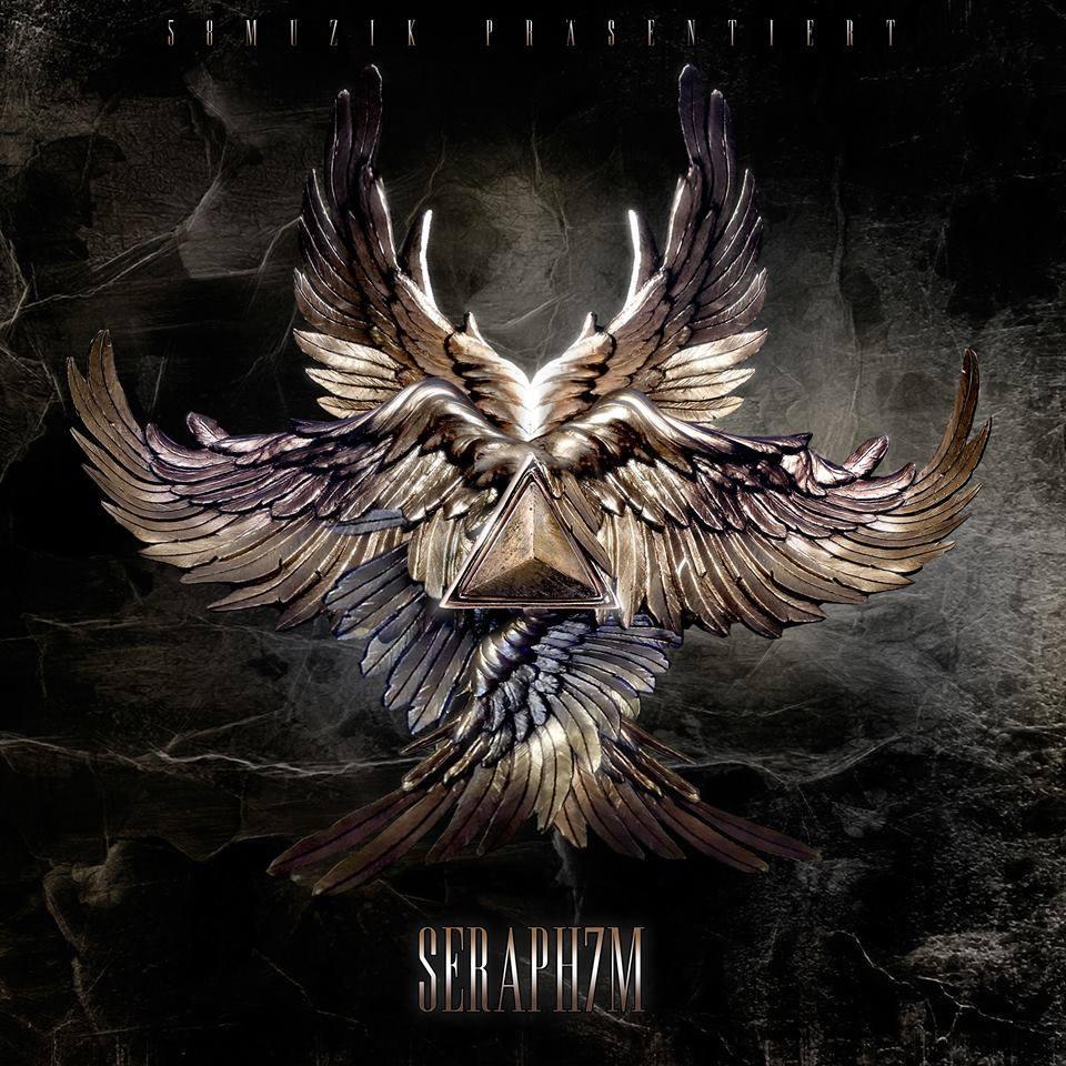 Cr7z – Seraph7m Album Cover