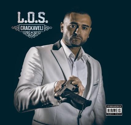 Crackaveli – L.O.S. Album Cover