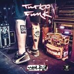 Der Wolf - Turbo Funk Album Cover