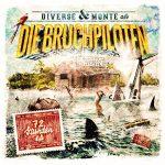 Die Bruchpiloten - 72 Stunden Album Cover