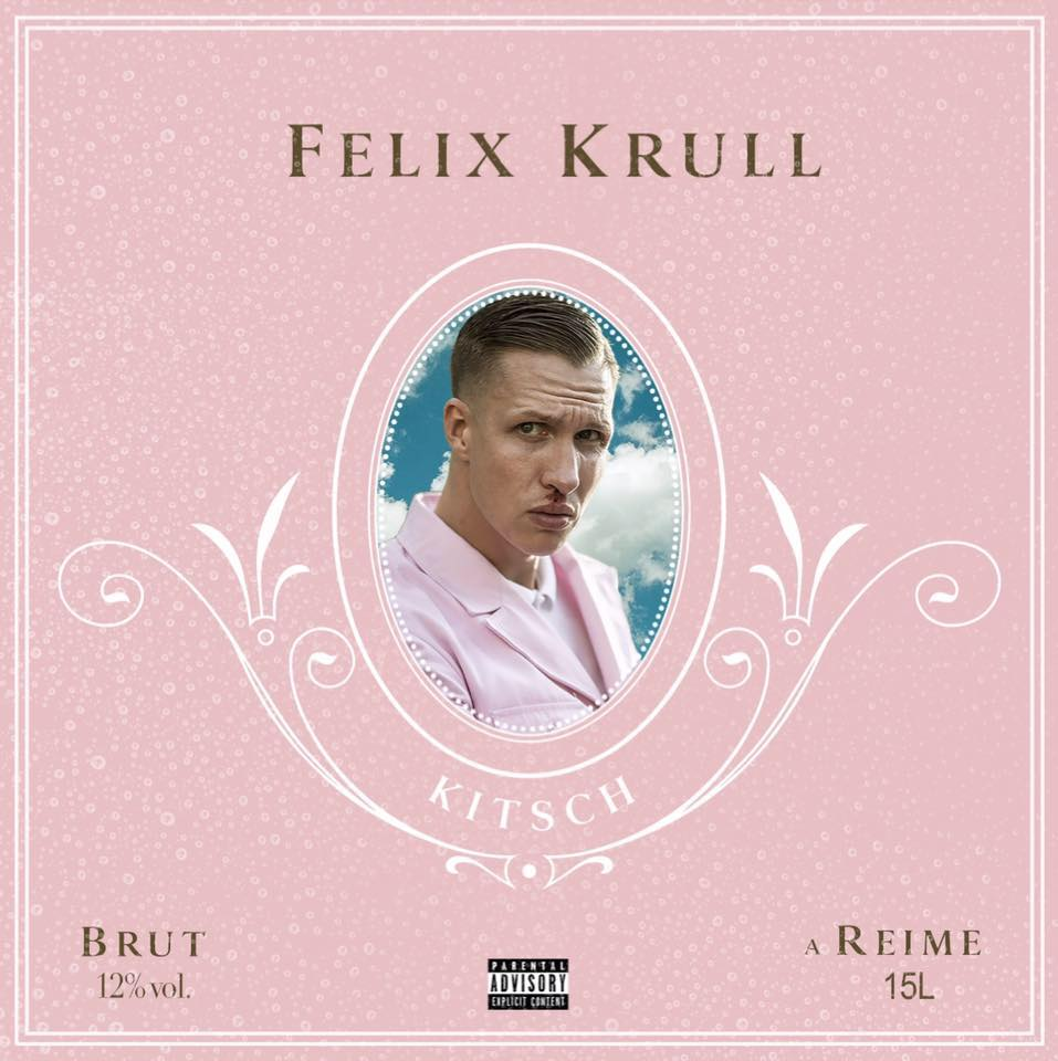 Felix Krull – Kitsch Album Cover