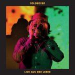 Goldroger - Live aus der Leere EP Cover