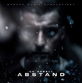 KC Rebell – Abstand Album Cover