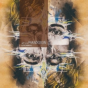 Lazy Lu & Cap Kendricks – Paradoxon EP Album Cover