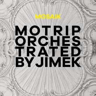 Motrip - Mosaik Album Cover