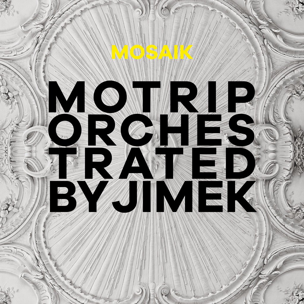 MoTrip – Mosaik (Orchestrated by Jimek) Album Cover
